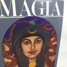 Libros de segunda mano: MAGIA. MITOS-DIOSES-MISTERIOS. FRANCIS KING EDITORIAL DEBATE, 1ª EDICIÓN 1988. Lote 201791015
