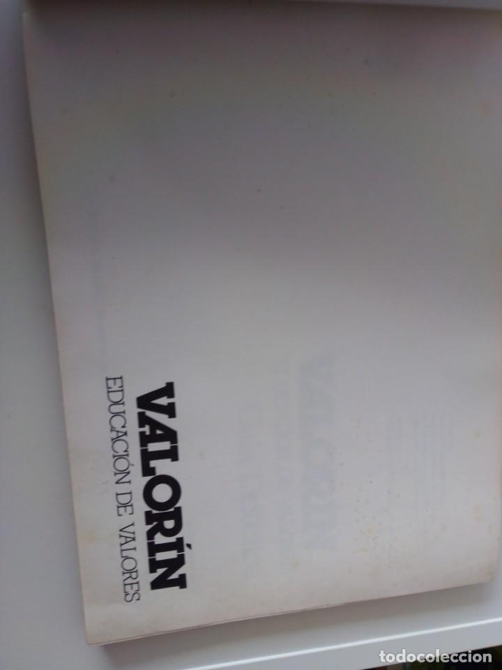 Libros de segunda mano: Valorin educación de valores - Foto 6 - 201996668