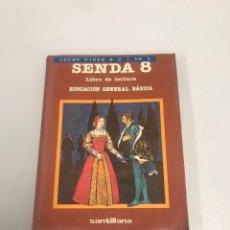 Libros de segunda mano: SENDA 8. Lote 202042706