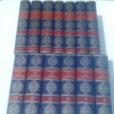 Libros de segunda mano: HISTORIA DE ESPAÑA - EDITORIAL LABOR - 13 TOMOS, COMPLETA - IMPECABLE ...... ZXY. Lote 202112367