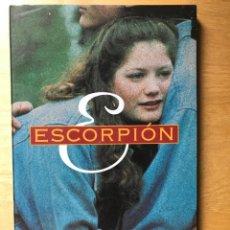 Libros de segunda mano: HORÓSCOPO ESCORPIÓN 1998 - EDICIONES B. Lote 202249876