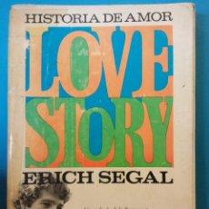 Libros de segunda mano: LOVE STORY. ENRICH SEGAL. EDT.EMECE. Lote 202390315
