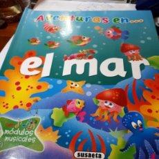 Libros de segunda mano: LIBRO POP-UP AVENTURAS EN EL MARL. Lote 202401438