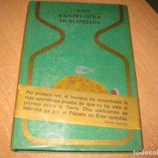 Livres d'occasion: EXISTIO OTRA HUMANIDAD. Lote 202413505