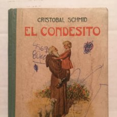Libros de segunda mano: BIBLIOTECA SELECTA - EL CONDESITO - EDIT. SOPENA AÑO 1941. Lote 202428390