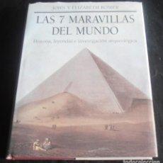 Libros de segunda mano: LAS 7 MARAVILLAS DEL MUNDO. Lote 202558716