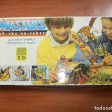 Libros de segunda mano: MASTERS DEL UNIVERSO - DISET - JUEGO DE MESA 3D - AÑOS 80 - HEMAN MOTU. Lote 202785667