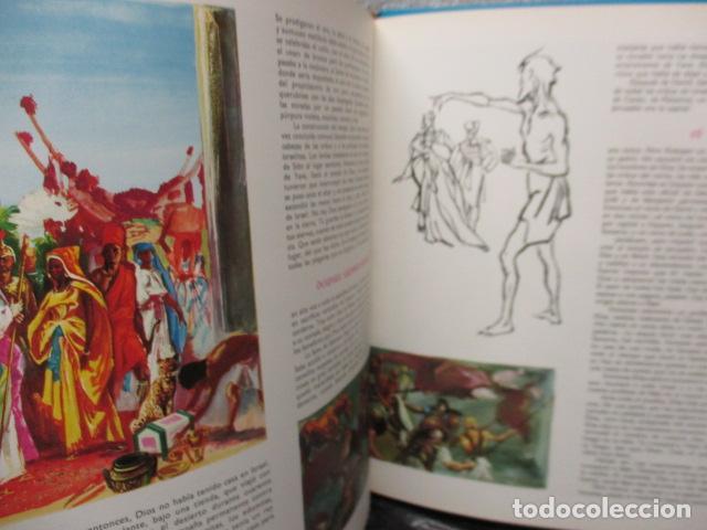 Libros de segunda mano: La Biblia contada a todos por Michel Riquet de Ed. Timun Mas - Foto 12 - 263107010