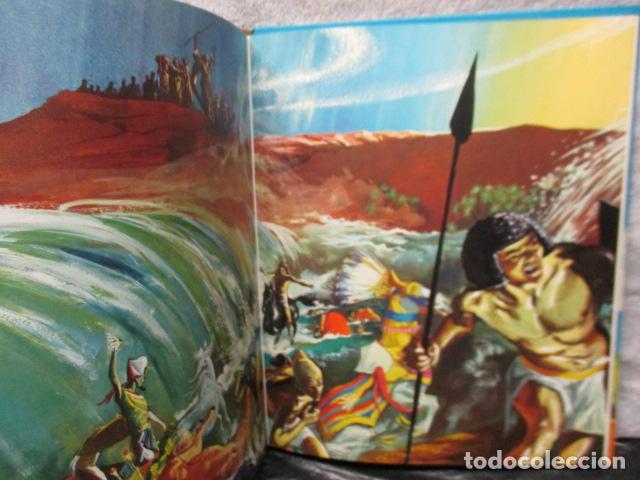 Libros de segunda mano: La Biblia contada a todos por Michel Riquet de Ed. Timun Mas - Foto 13 - 263107010
