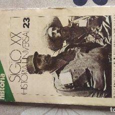 Libros de segunda mano: SIGLO XX, HISTORIA UNIVERSAL, LA REVOLUCIÓN CUBANA. Lote 202830000