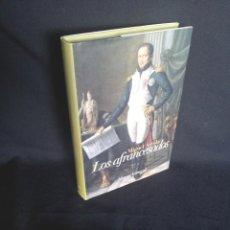 Libros de segunda mano: MIGUEL ARTOLA - LOS AFRANCESADOS - ALIANZA EDITORIAL 2008, SEGUNDA EDICION. Lote 202843671
