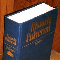 Libros de segunda mano: HISTORIA UNIVERSAL POR JOSÉ MANUEL CUENCA TORIBIO Y OTROS DE ED. OCÉANO EN BARCELONA 2004. Lote 202895725