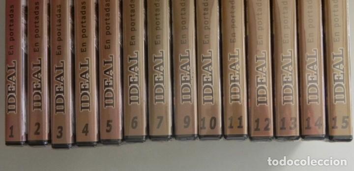 Libros de segunda mano: LOTE DE CD-ROM IDEAL EN PORTADAS 75 AÑOS CON GRANADA DIARIO PERIÓDICO HISTORIA PERIODISMO / 15 CDROM - Foto 3 - 202896203