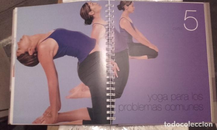 Libros de segunda mano: Total Yoga. Nita Patel - Foto 5 - 202970718