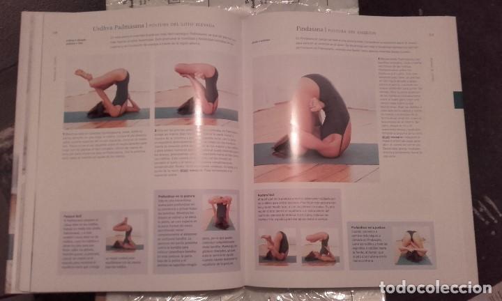Libros de segunda mano: La enciclopedia práctica de Astanga Yoga y Meditación. Jean Hall y Doriel Hall - Foto 4 - 202972445