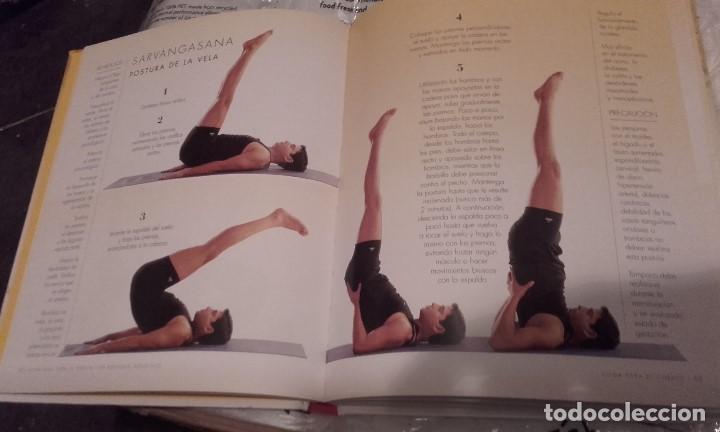 Libros de segunda mano: Yoga para toda la familia. Un enfoque holístico. Bharat Thakur - Foto 3 - 202975415