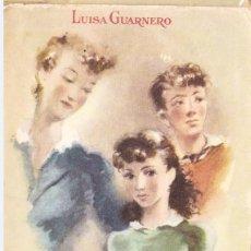 Libros de segunda mano: LA EDAD DIFICIL, CÓMO EDUCAR A NUESTROS HIJOS. . LUISA GUARNERO. EDI MARFIL . 1960. Lote 203029740