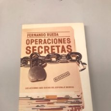 Libros de segunda mano: OPERACIONES SECRETAS. Lote 203053288