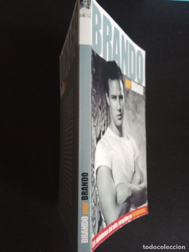 Libros de segunda mano: LIBRO LAS OPINIONES DEL MITO BRANDO - Foto 2 - 203144286