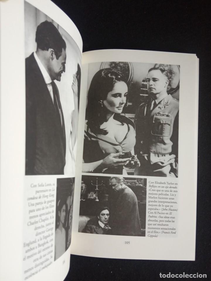 Libros de segunda mano: LIBRO LAS OPINIONES DEL MITO BRANDO - Foto 5 - 203144286