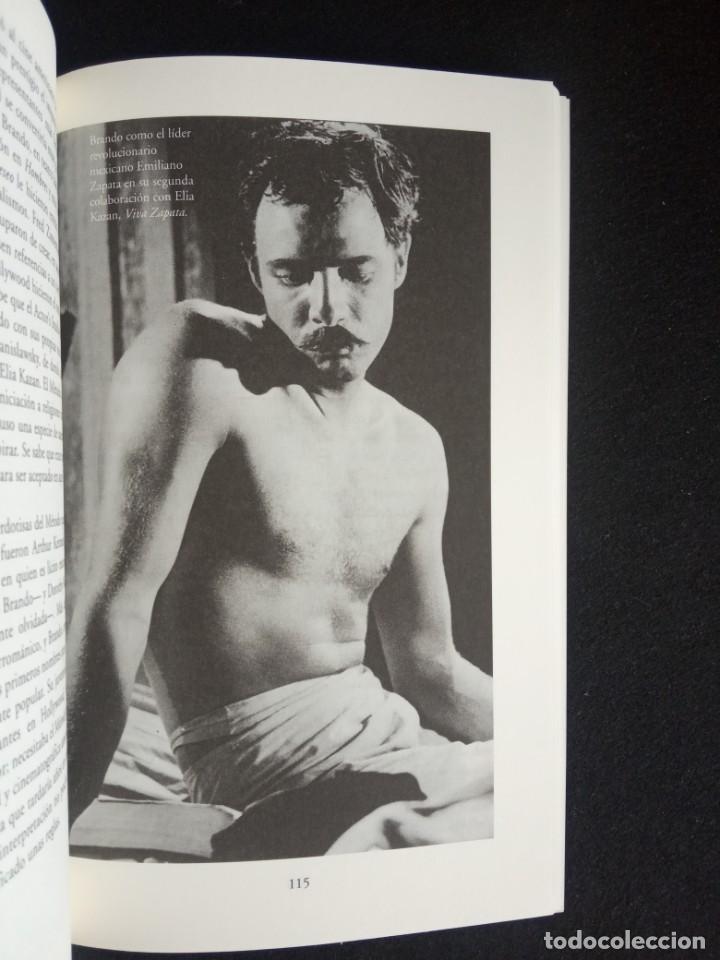 Libros de segunda mano: LIBRO LAS OPINIONES DEL MITO BRANDO - Foto 6 - 203144286