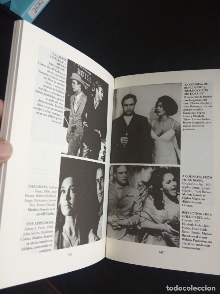 Libros de segunda mano: LIBRO LAS OPINIONES DEL MITO BRANDO - Foto 7 - 203144286