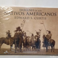 Libros de segunda mano: IMAGENES DE LOS NATIVOS AMERICANOS EDWARD S. CURTIS-IMAGES OF THE AMERICAN NATIVES. Lote 203195567