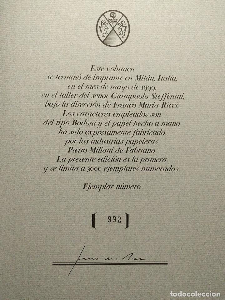 Libros de segunda mano: El Fayum. Klaus Parlasca. Jacques-E. Berger, R. Pintauldi. Franco Maria Ricci. FMR. 1999. - Foto 4 - 229719995