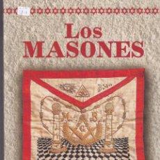 Libros de segunda mano: LOS MASONES DE AGUSTIN CELIS SÁNCHEZ. Lote 203377258