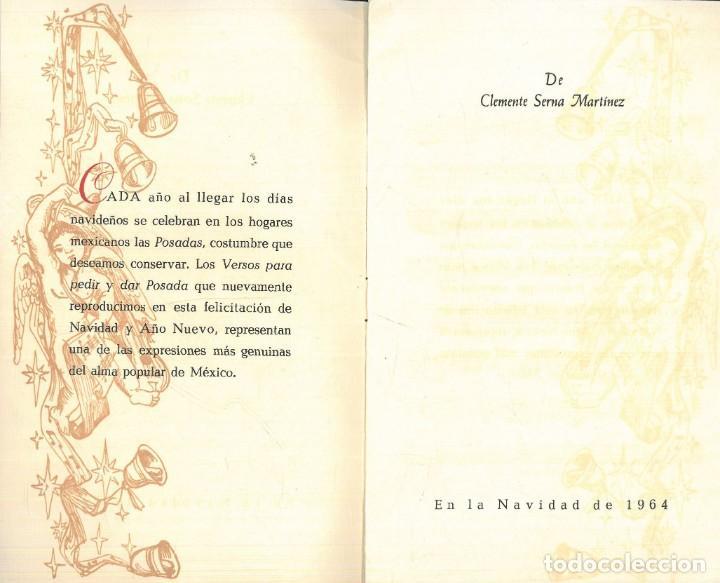 Libros de segunda mano: POSADAS (Clemente Serna Martínez) - Foto 3 - 203400530