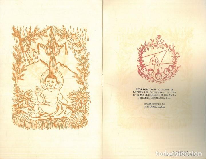 Libros de segunda mano: POSADAS (Clemente Serna Martínez) - Foto 6 - 203400530