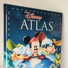 Libros de segunda mano: DISNEY ATLAS **** PATO DONALD *** MICKEY MOUSE *** GOOFY. Lote 203469928
