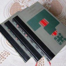 Livres d'occasion: LOS GRANDES ENIGMAS DE LA OCUPACION. JEAN DUMONT. OBRA EN 3 TOMOS. CIRCULO DE AMIGOS DE LA HISTORIA.. Lote 203500560