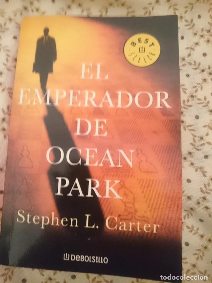 EL EMPERADOR DE OCEAN PARK - STEPHEN L CARTER (Libros de Segunda Mano (posteriores a 1936) - Literatura - Otros)