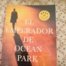 Libros de segunda mano: EL EMPERADOR DE OCEAN PARK - STEPHEN L CARTER. Lote 203502763