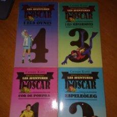 Libros de segunda mano: CARMEN KURTZ LES AVENTURES D'OSCAR / OSCAR CARMEN KURTZ. Lote 203552785