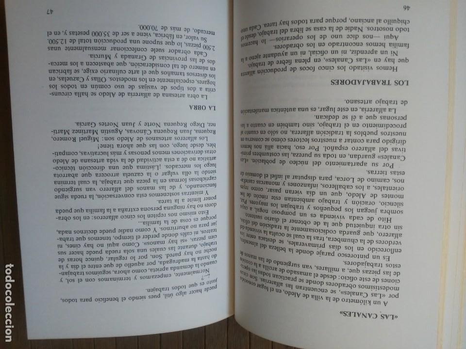 Libros de segunda mano: Oficios artísticos murcianos Miguel López-Guzmán L. Editora regional de Murcia 1985 - Foto 11 - 203575228