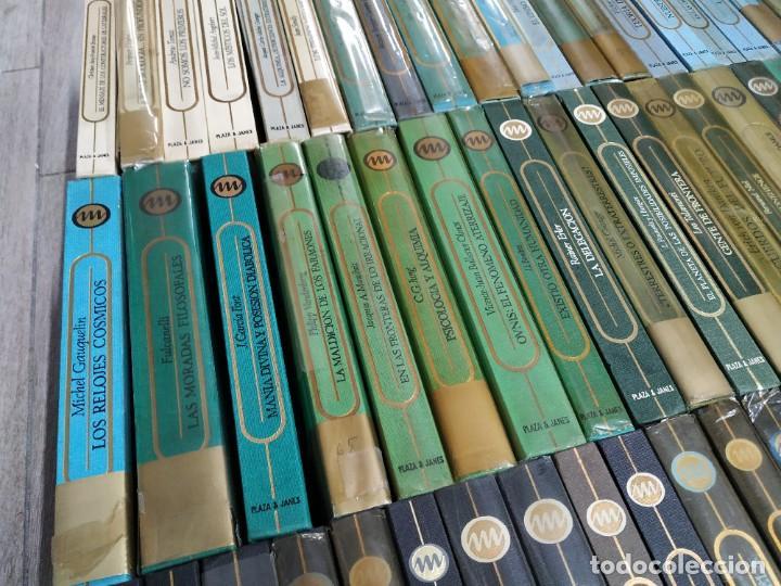 Libros de segunda mano: Otros mundos. Plaza Jane. Colección casi completa 141 títulos de 144 - Foto 6 - 203617091