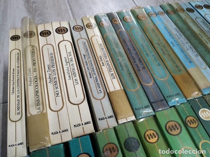 Libros de segunda mano: Otros mundos. Plaza Jane. Colección casi completa 141 títulos de 144 - Foto 7 - 203617091
