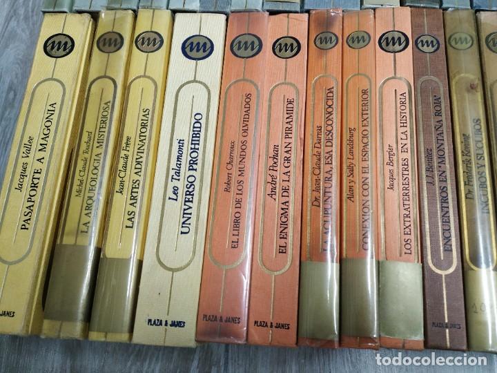 Libros de segunda mano: Otros mundos. Plaza Jane. Colección casi completa 141 títulos de 144 - Foto 8 - 203617091
