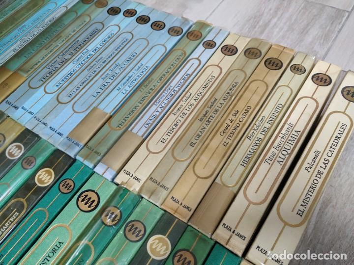 Libros de segunda mano: Otros mundos. Plaza Jane. Colección casi completa 141 títulos de 144 - Foto 9 - 203617091