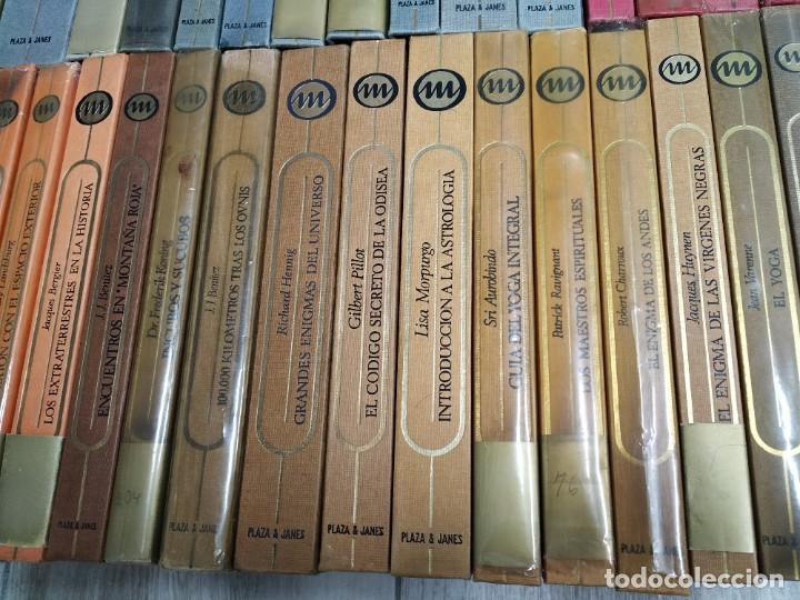 Libros de segunda mano: Otros mundos. Plaza Jane. Colección casi completa 141 títulos de 144 - Foto 10 - 203617091