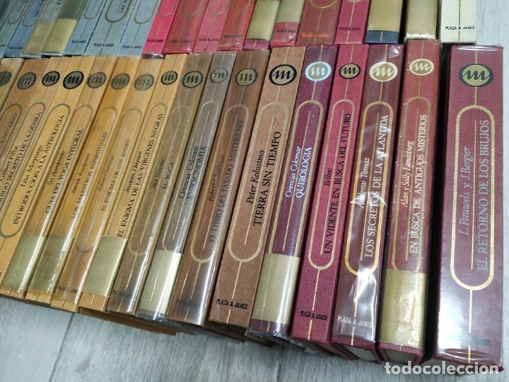 Libros de segunda mano: Otros mundos. Plaza Jane. Colección casi completa 141 títulos de 144 - Foto 11 - 203617091