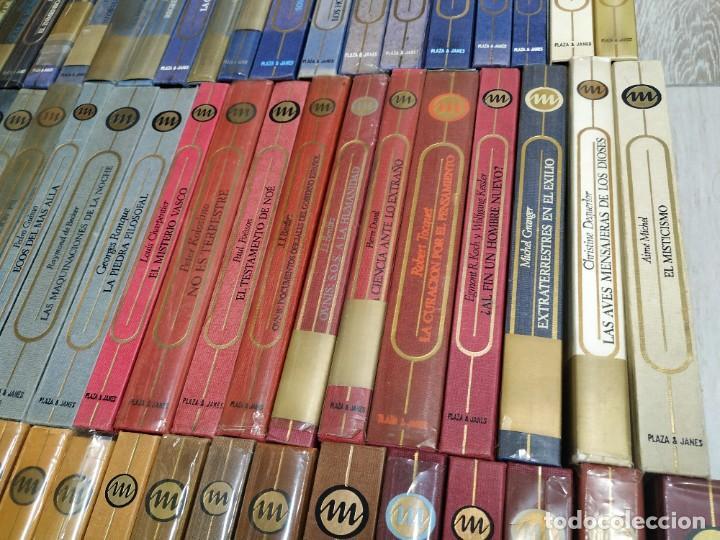 Libros de segunda mano: Otros mundos. Plaza Jane. Colección casi completa 141 títulos de 144 - Foto 12 - 203617091