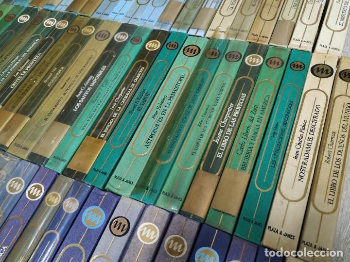 Libros de segunda mano: Otros mundos. Plaza Jane. Colección casi completa 141 títulos de 144 - Foto 17 - 203617091