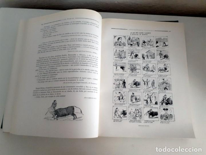 Libros de segunda mano: LOS TOROS TRATADO TECNICO E HISTORICO, 4 tomos. ESPASA CALPE S.A 1967 1965 1969,J MARIA COSSIO - Foto 7 - 203622040