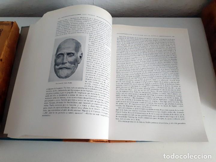 Libros de segunda mano: LOS TOROS TRATADO TECNICO E HISTORICO, 4 tomos. ESPASA CALPE S.A 1967 1965 1969,J MARIA COSSIO - Foto 8 - 203622040