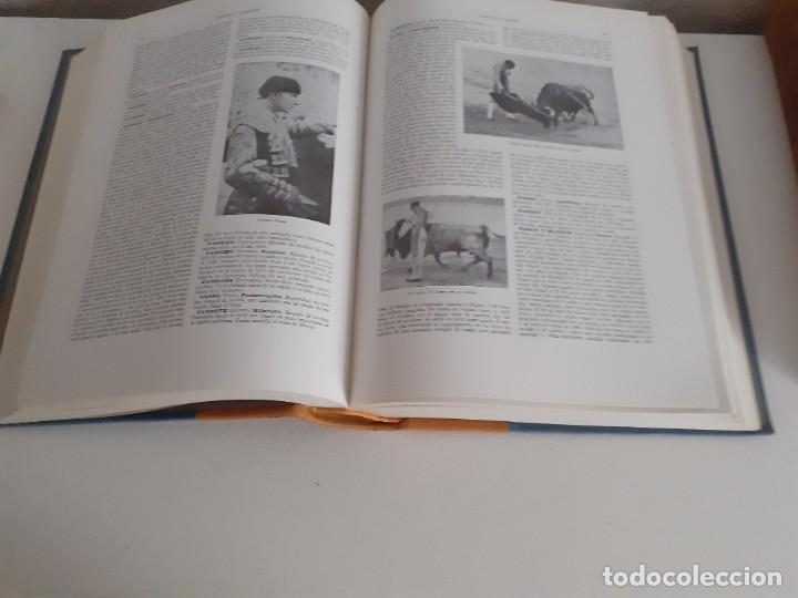 Libros de segunda mano: LOS TOROS TRATADO TECNICO E HISTORICO, 4 tomos. ESPASA CALPE S.A 1967 1965 1969,J MARIA COSSIO - Foto 14 - 203622040