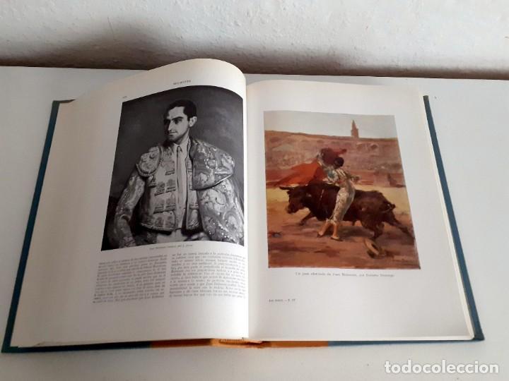 Libros de segunda mano: LOS TOROS TRATADO TECNICO E HISTORICO, 4 tomos. ESPASA CALPE S.A 1967 1965 1969,J MARIA COSSIO - Foto 15 - 203622040