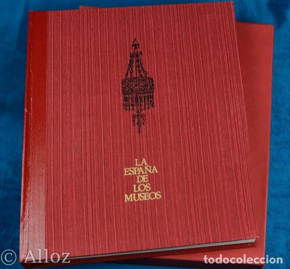Libros de segunda mano: LA ESPAÑA DE LOS MUSEOS J.A. Gaya Nuño.. MINISTERIO INFORMACIÓN Y TURISMO, 1970. - Foto 2 - 203750430